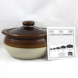 3 Quart Casserole - Pot Shop of Boston