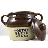 Black Friday Special - 2 1/2 quart Bean Pot and Beanpot Cookery Cookbook - Pot Shop of Boston