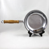 "8 1/2"" High Polished French Chef Omelette Pan - Pot Shop of Boston"