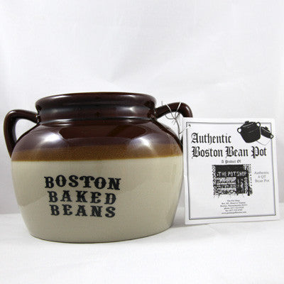 1 Gallon Bean Pot