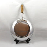 "10"" High Polished French Chef Omelette Pan - Pot Shop of Boston"