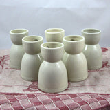 Double Egg Cups 6pc