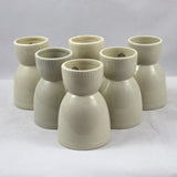 Double Egg Cups - Set of 6 - Pot Shop of Boston
