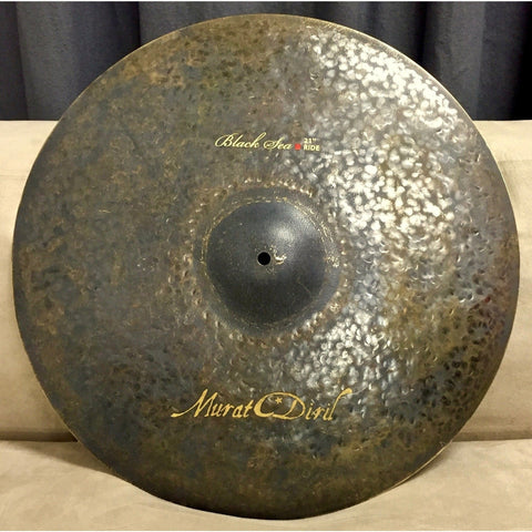 "Murat Diril Black Sea Ride Cymbal 21"" Canada BL5021"