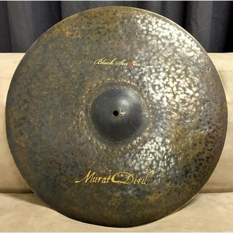 "Murat Diril Black Sea 22"" Ride Cymbal BL5022"