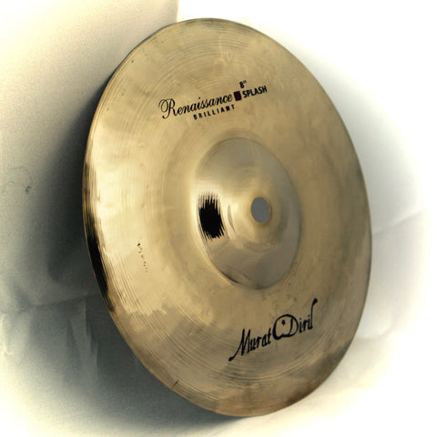 "Renaissance Brilliant -  8"" Splash Cymbal (RB1008)"