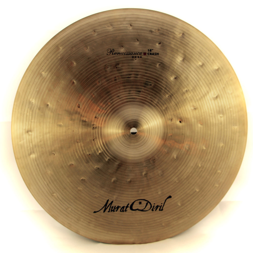 "Renaissance Dark - 18"" Crash Cymbal (RD2018)"