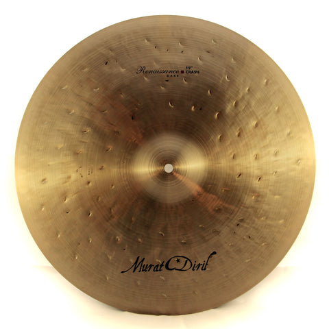 "Renaissance Dark - 19"" Crash Cymbal (RD2019)"
