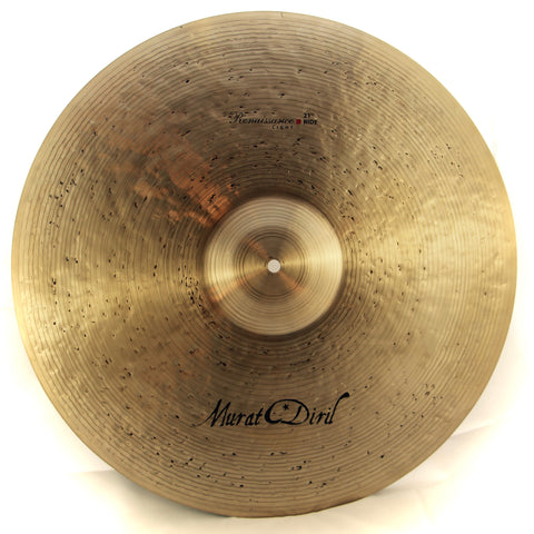 "Light - 21"" Ride Cymbal (RL5021)"