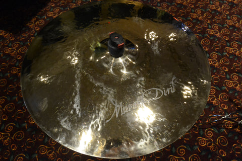 "Renaissance Brilliant - 17"" Crash Cymbal (RB2017)"