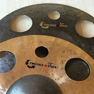 Murat Diril Fx Two Face Stack Cymbal Canada RX11215