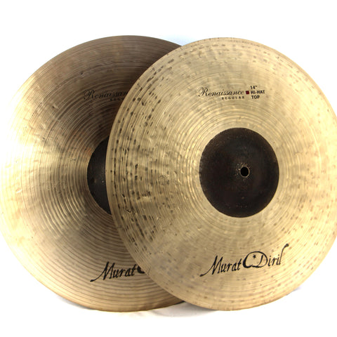 "Regular - 14"" Hi-Hats (RR4014)"