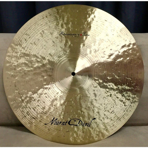 "Murat Diril Light 20"" Crash Cymbal Canada RL2020"