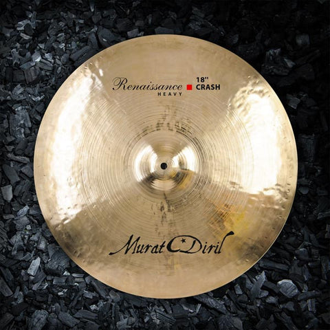 "Heavy - 18"" Crash Cymbal (RH2018)"