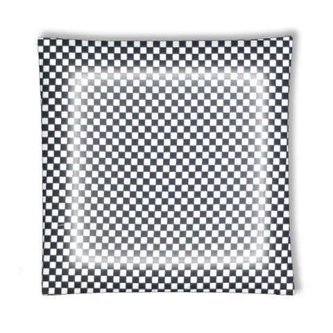 Checkered Flag Race Car Ceiling Light Lamp