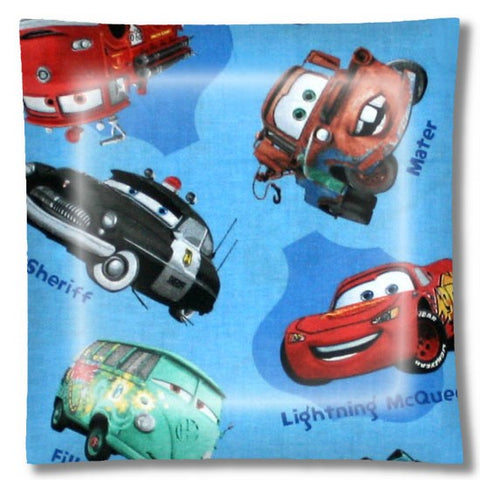 Cars Mater and Lightning Blue Ceiling Light Lamp
