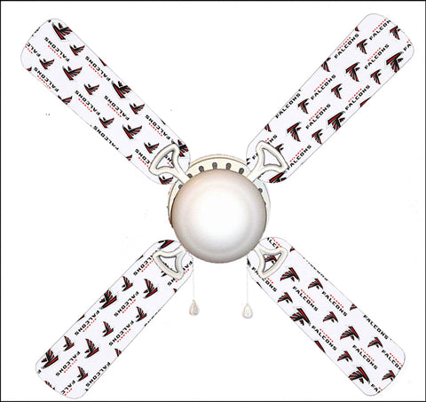 "Atlanta Falcons 42"" Ceiling Fan and Lamp"