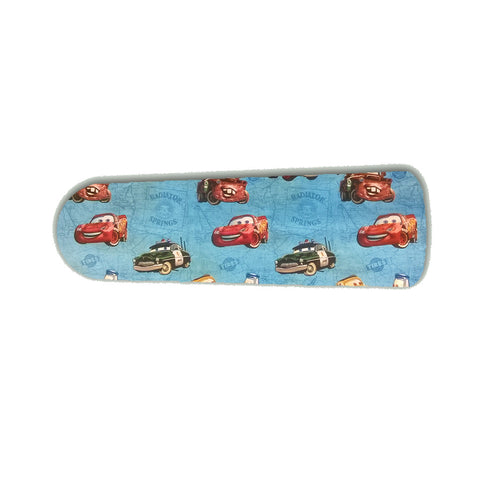 "Cars Mater and Lightning Blue 52"" Ceiling Fan BLADES ONLY"