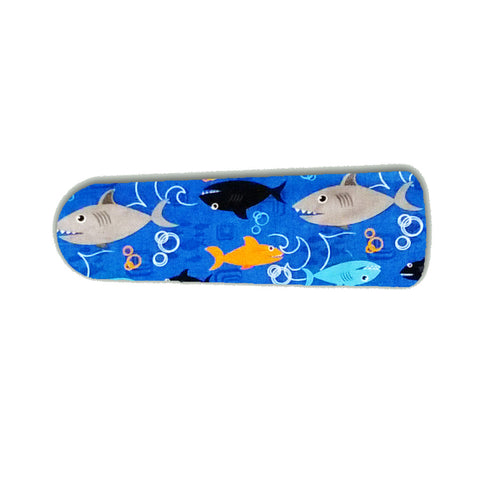 "Fish Frenzy Swimming Shark 42"" Ceiling Fan BLADES ONLY"