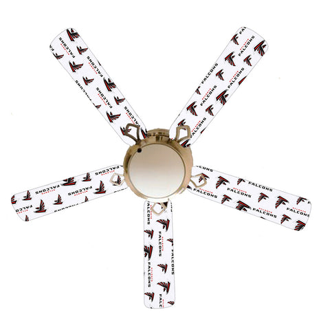 "Atlanta Falcons 52"" Ceiling Fan with Lamp"