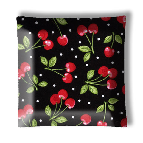 Black/Red Cherry Cherries Ceiling Light Lamp