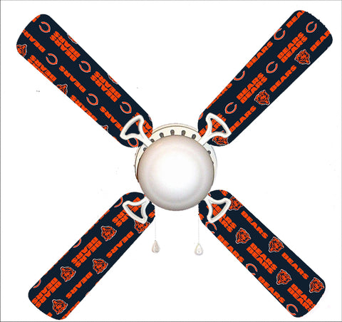 "Chicago Bears 42"" Ceiling Fan and Lamp"