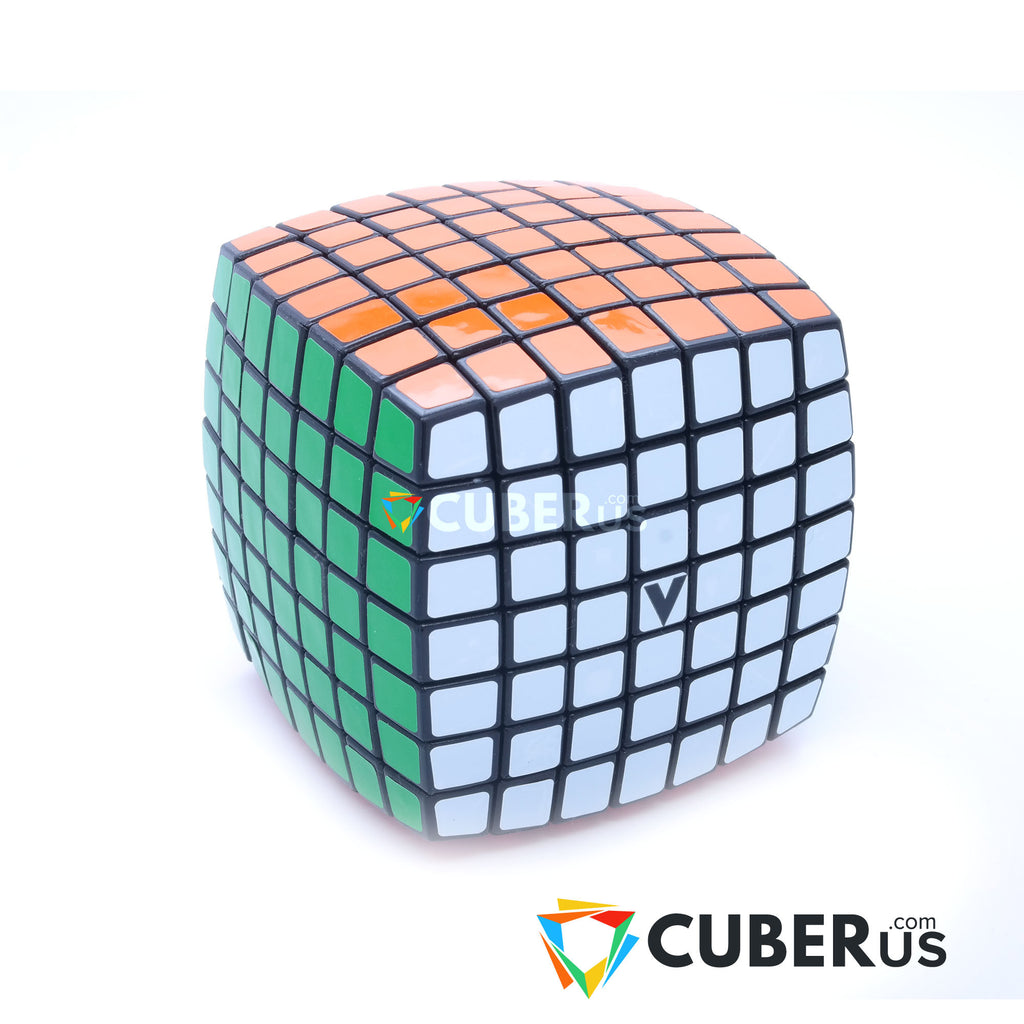 7x7x7 V-Cube 7 Pillowed Twisty Puzzle Cube