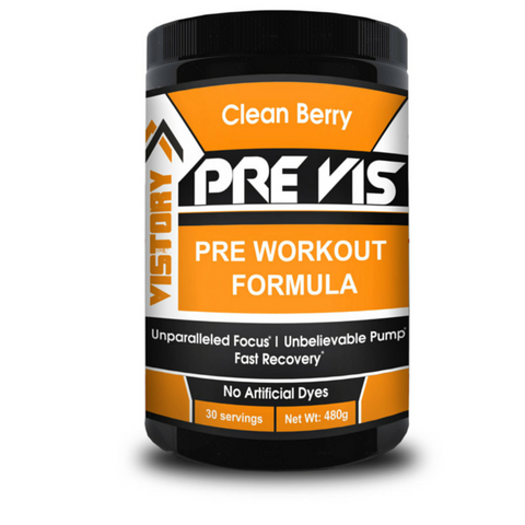 pre vis clean berry product image