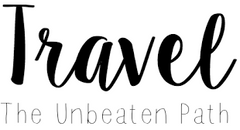 Travel The Unbeaten Path Logo