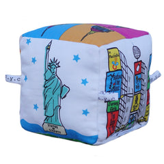New York City Block - Globe Totters - 2