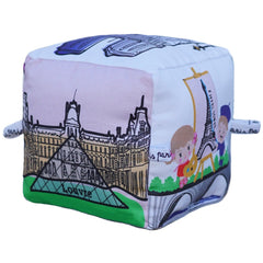 Paris Block - Globe Totters - 2