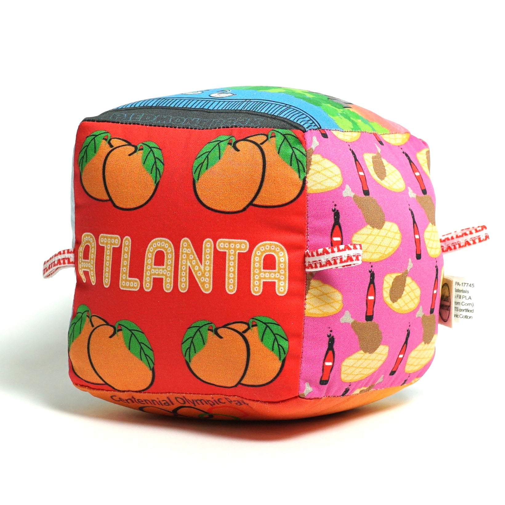 Limited Edition Atlanta City Block