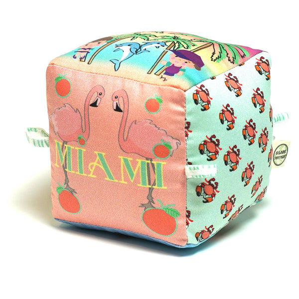 Limited Edition Miami Block