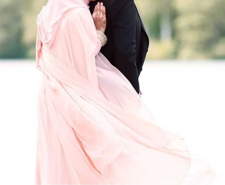 Muslim Couple marriage 1