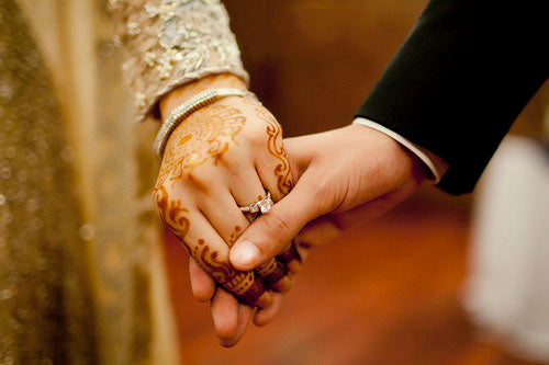 Muslim Couple Marriage 5