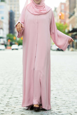 Monica Abaya in Rose Cocoa