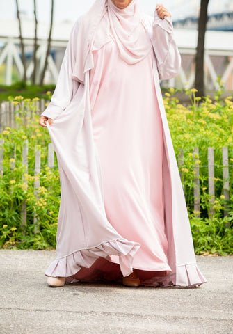 Essential Maxi in Rose Pink