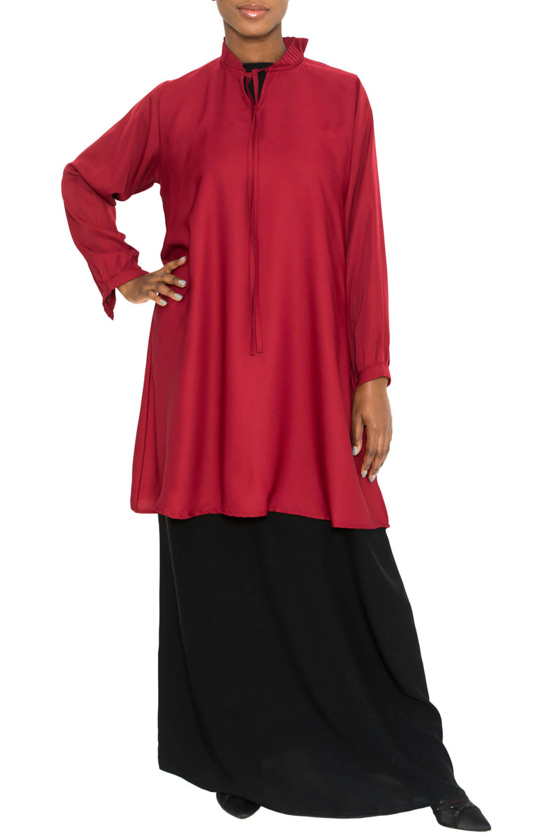 Ellie Tunic Berry | Al Shams 1