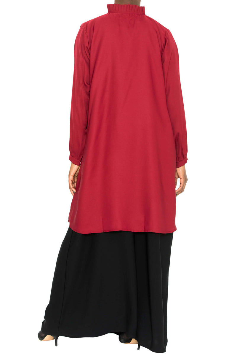 Ellie Tunic Berry | Al Shams 3