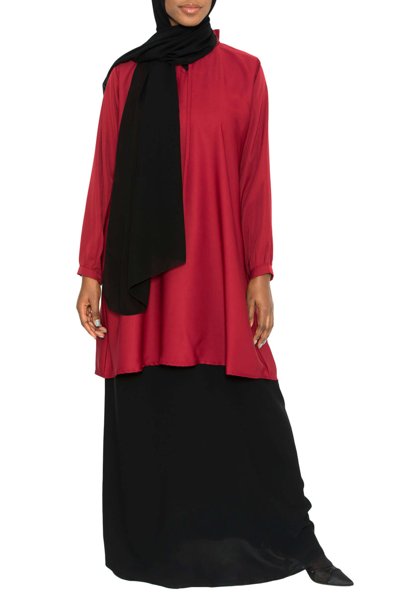 Ellie Tunic Berry | Al Shams 4