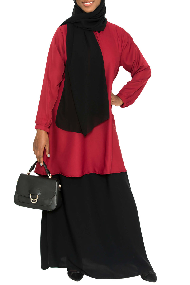 Ellie Tunic Berry | Al Shams 7