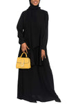 Ellie Tunic Black | Al Shams Abayas 7