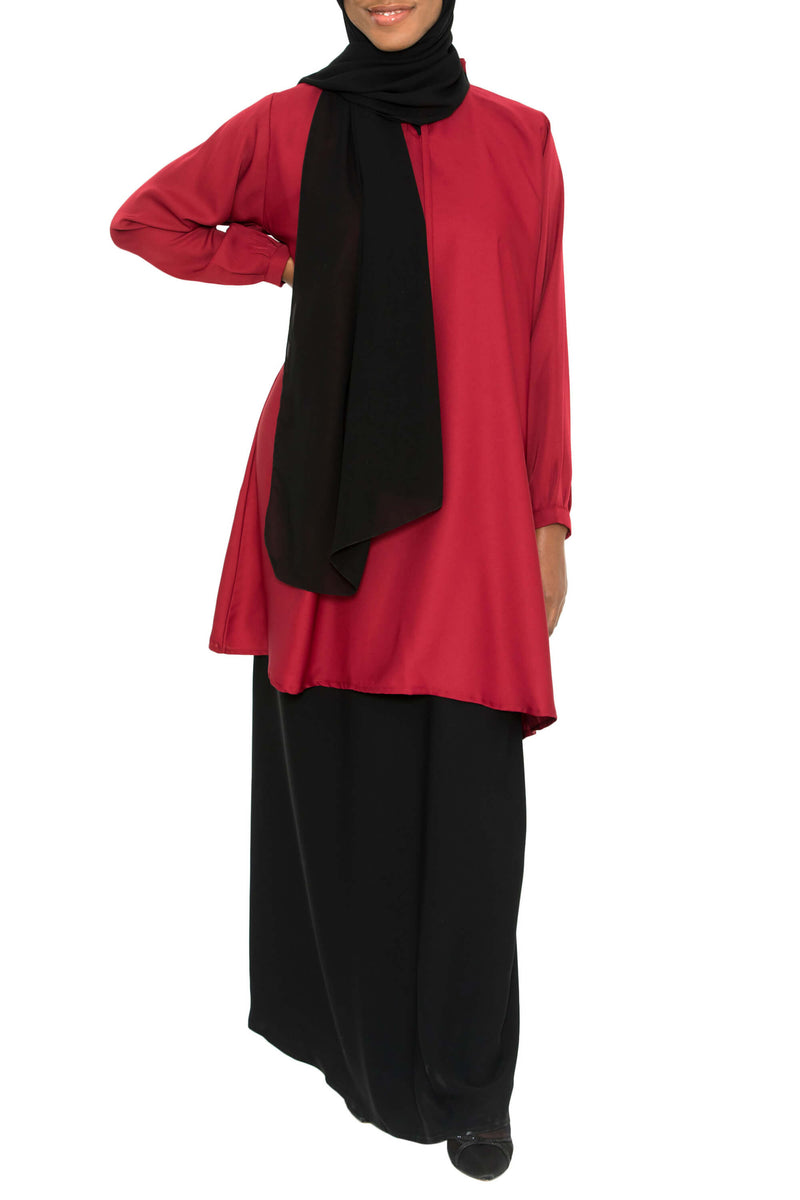 Ellie Tunic Berry | Al Shams 2