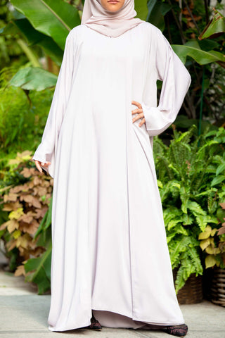 Mahasen Jilbab Set in Classic Black