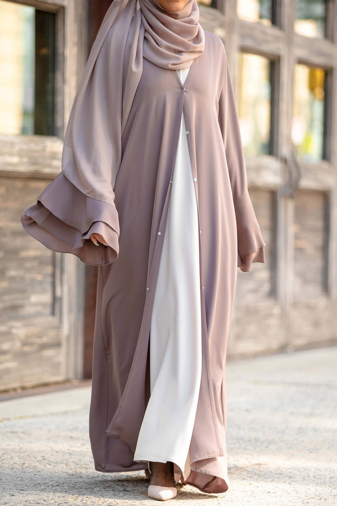 Rana Abaya in Cocoa | Al Shams 1