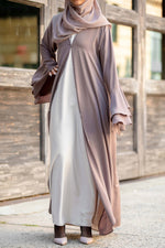 Rana Abaya in Cocoa | Al Shams 3