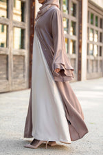 Rana Abaya in Cocoa | Al Shams 10