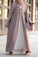 Rana Abaya in Cocoa | Al Shams 5