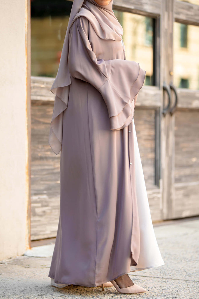 Rana Abaya in Cocoa | Al Shams 7