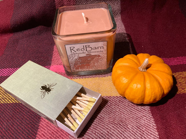 Red Barn Candle- Sandalwood